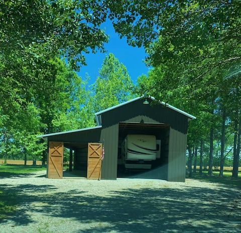 Tennessee River Retreat-Glamping