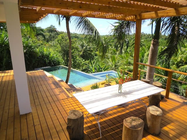 Villa & naturaleza 6 pers. Piscina Las Terrenas