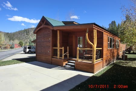 Quaint cabin. Free Bus Route. Rec Center. - Breckenridge
