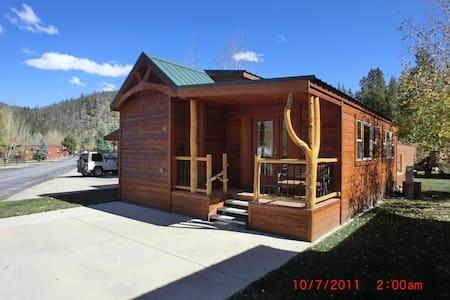 Quaint cabin. Free Bus Route. Rec Center. - Breckenridge - Cabin