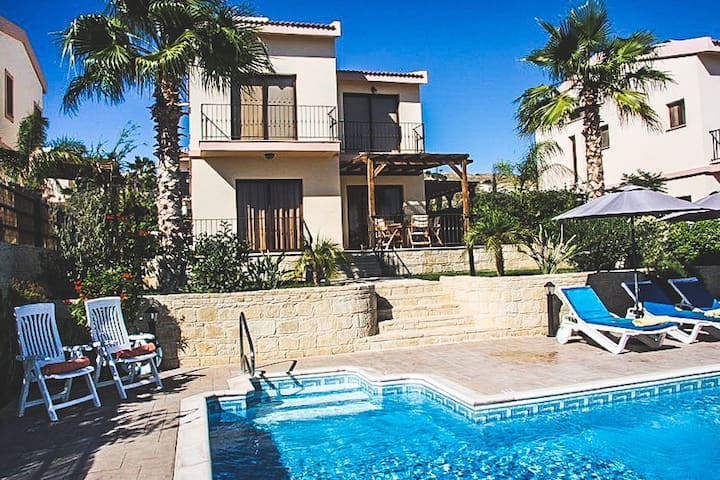 ☀️ Luxury Central Villa ☀️ With gorgeous views
