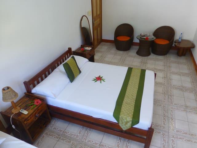 Triple Room - Zerof Guest House