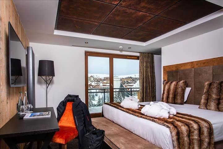 Club Room - DARIA-I NOR 5* Hotel Alpe d'Huez