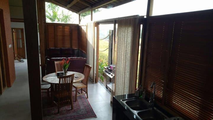 Private 2 bedroom villa
