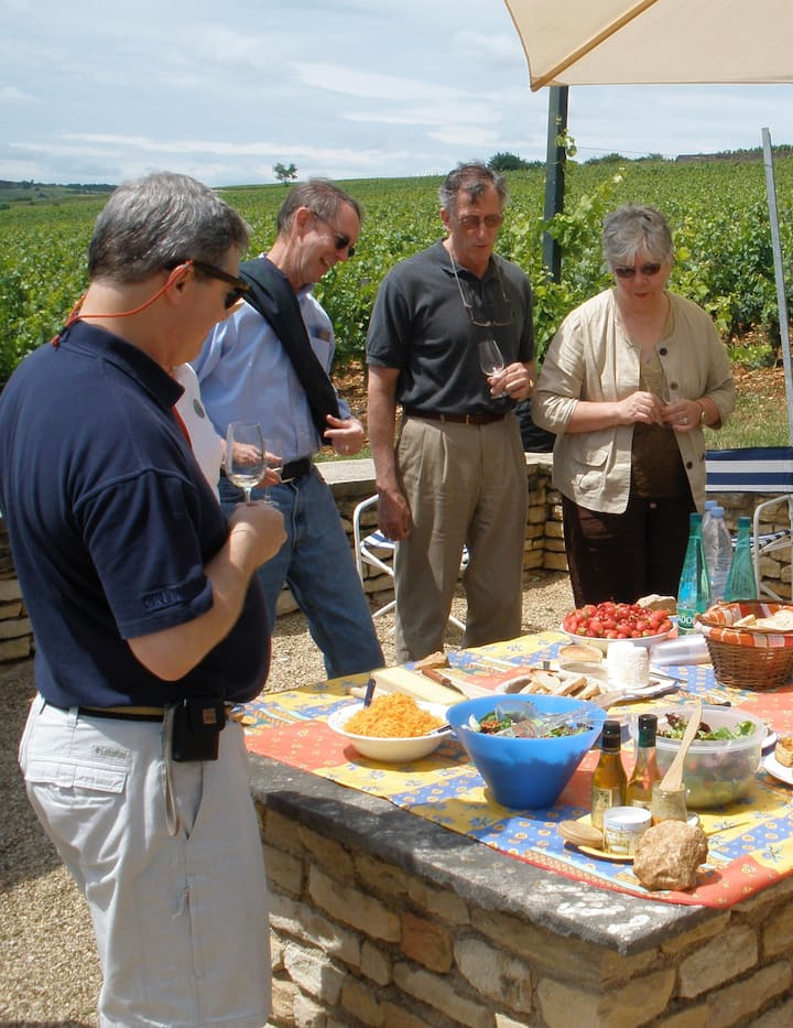 Indulge in a gourmet picnic
