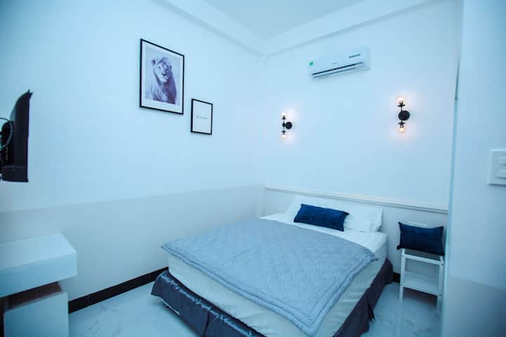 Double Room - Rome Hostel