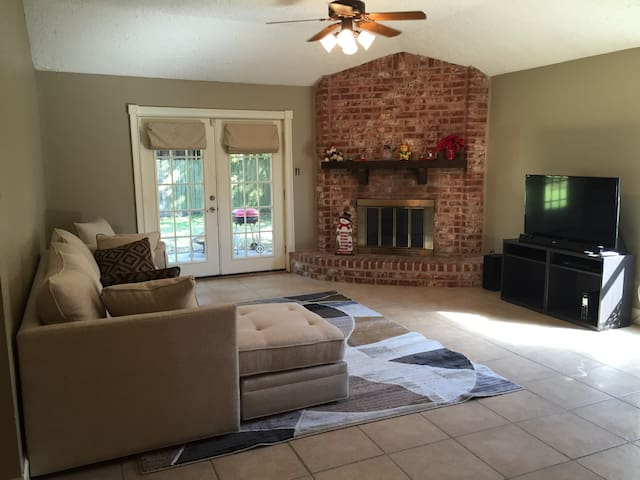 League City, TX Rental 3 bedroom, 2 baths. - League City - Casa