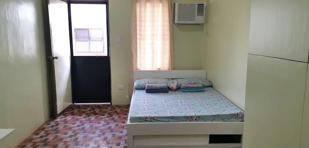 CDC#6: Studio Apt with A/C,TV near SM Lanang