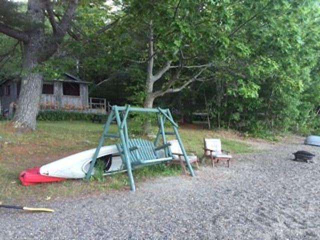 "Lakeside Cedar Cabins #9- ""Northern Lights"""