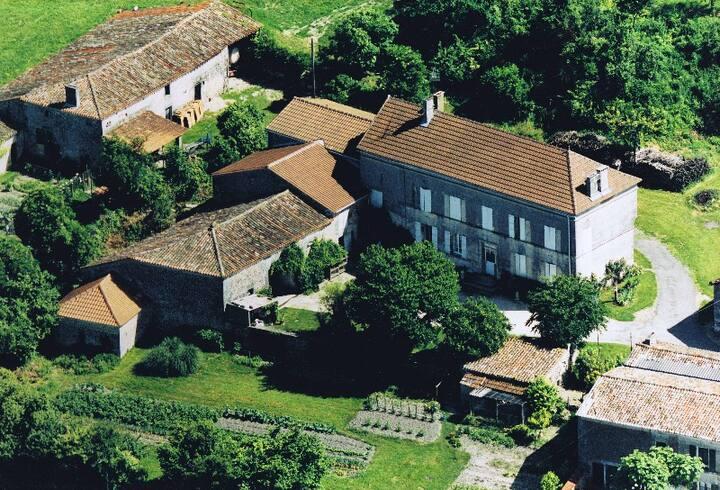 Maison Cognac Grande Champagne