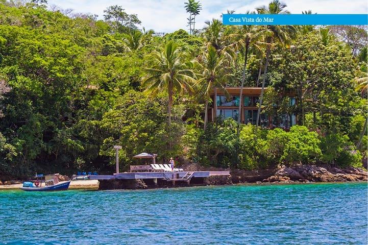 Casa perto da Lagoa Azul
