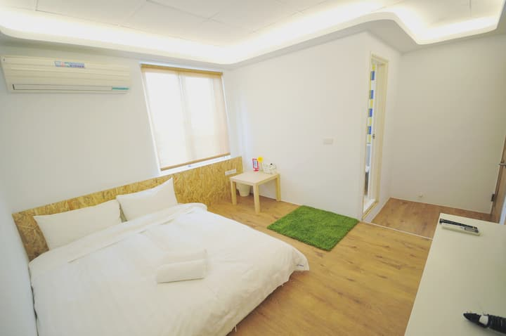 Kenting Street for 1 second️★Cozy Double Room B