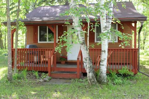 """Cozy Cabin (""""Hytte"""") à Turtle River"""