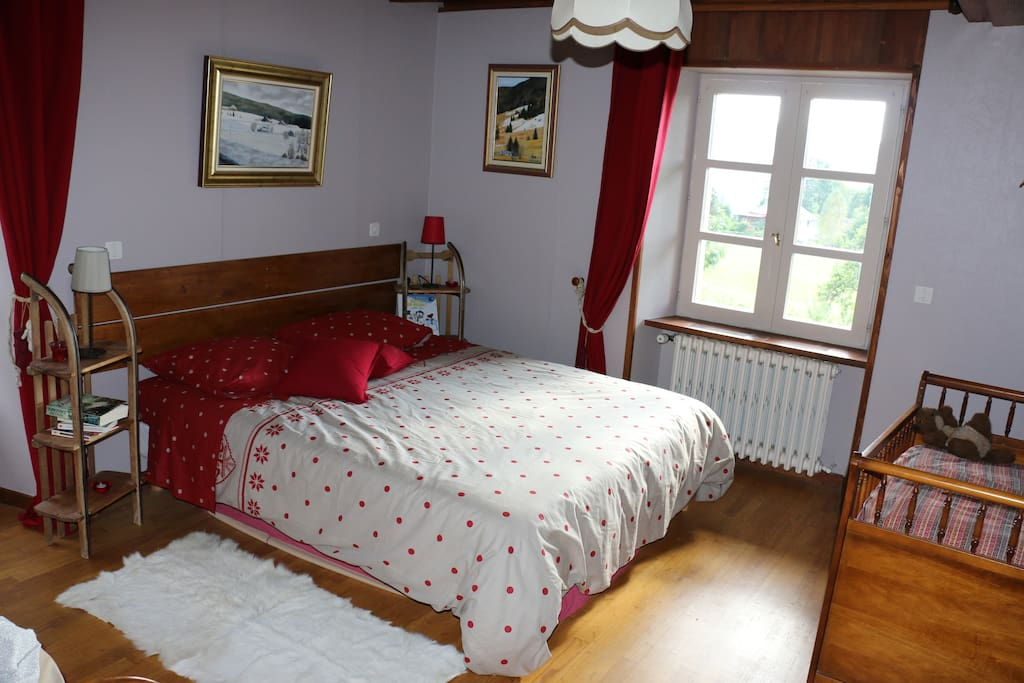 Chambre 1 - Queen Size
