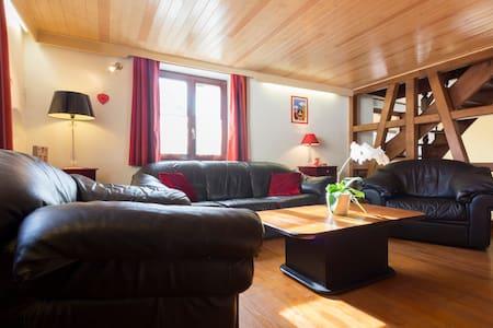 Très spacieuse villa région Colmar - Réguisheim - Rumah