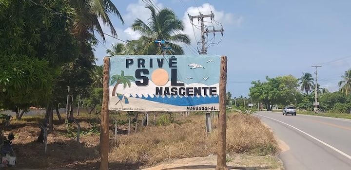 O Caribe brasileiro junto com a natureza!