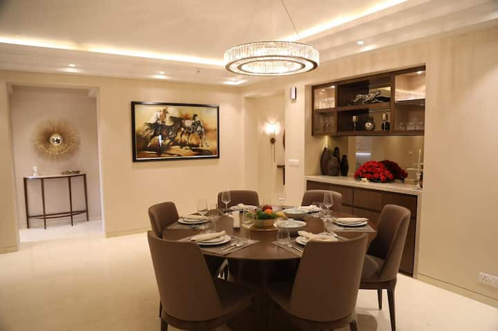 3000 SQFT APARTMENT IN DLF NEW TOWN HEIGHTS