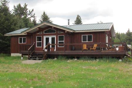 3br -  Lake House @ Missezula Lake - Princeton - Бунгало