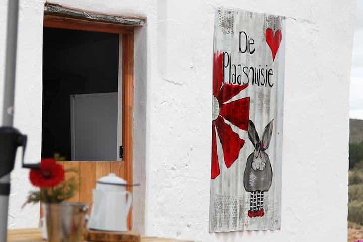 Plaashuisie (Small Farmhouse)