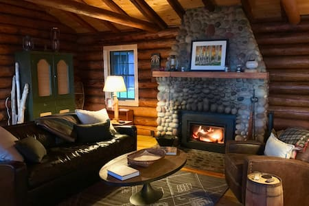 Historic Northwoods Cabin on Lake Superior - Lutsen - Hytte