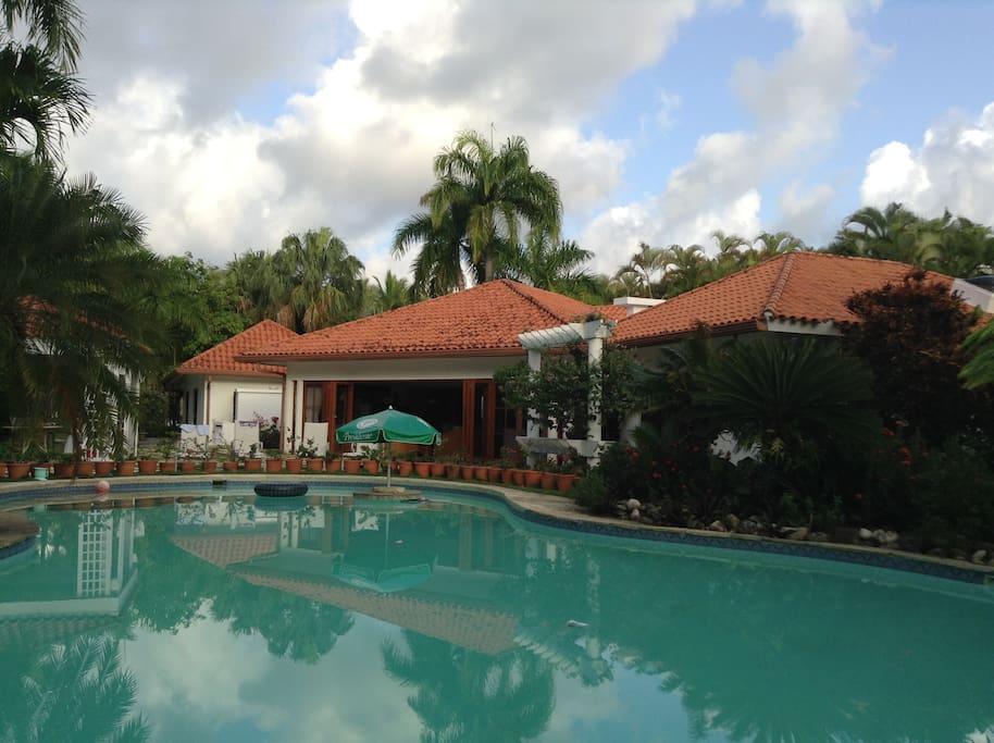 beautifull swimming pool