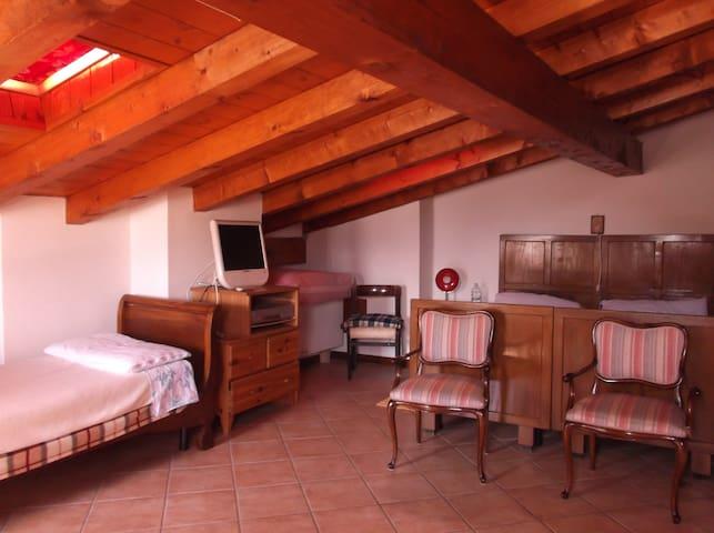 Appartamento per amanti relax vista montagne - Torchione-moia