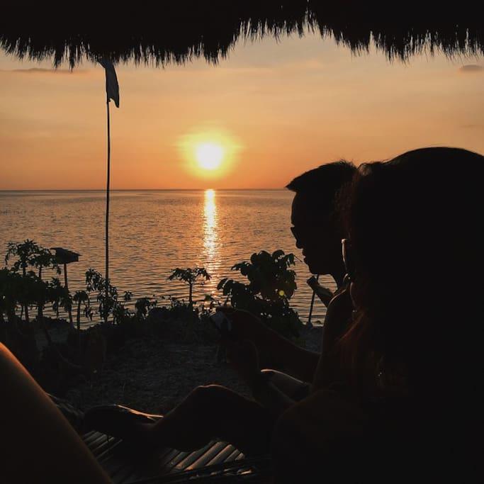 Kubo sunset