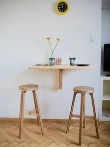 Apartement sauber ruhig mittendrin - Apartament