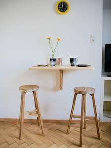Apartement sauber ruhig mittendrin - Augsburg - Lägenhet