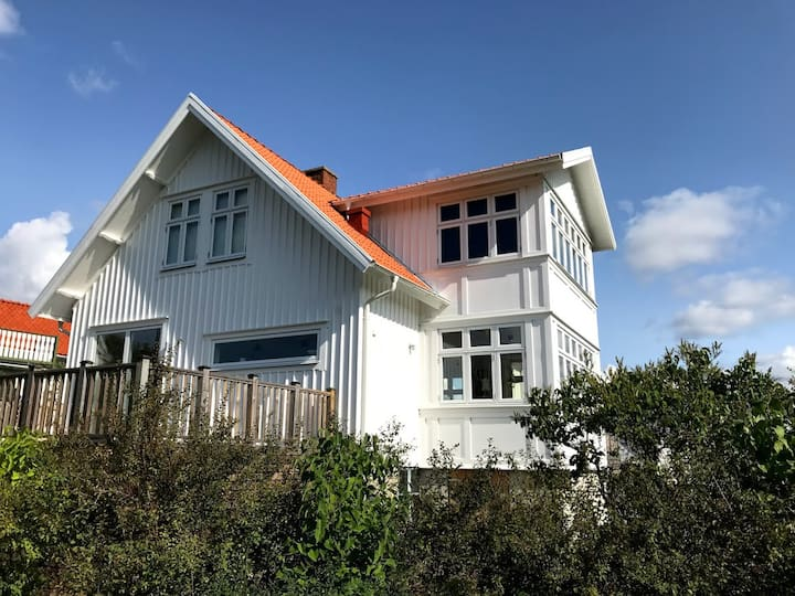 Fantastic house at beautiful Dyrön.