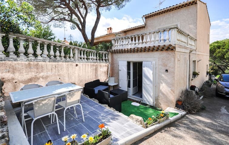 Stunning home in Frejus with WiFi and 0 Bedrooms