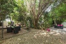 Grande maison de 200 m² jardin ombragé de 475 m²