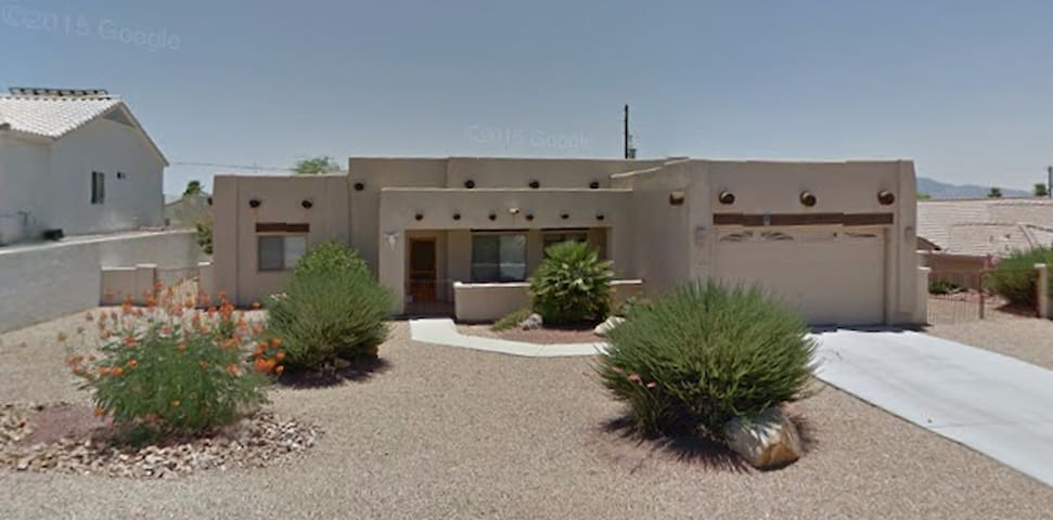Cozy Adobe style Arizona Pueblo! - Lake Havasu City - House