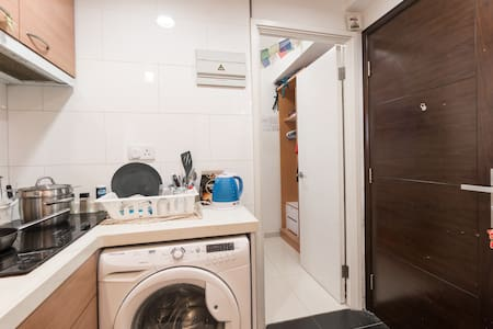 Room with single bed in Causeway Bay - Byt