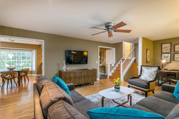 Sloss Mountain Guesthouse - Lake Oswego