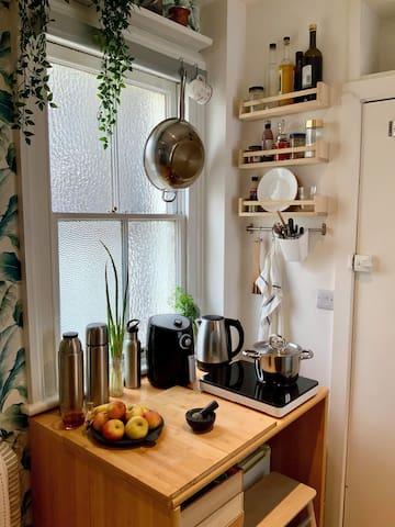 Mini-studio in Marylebone, the best neighborhood