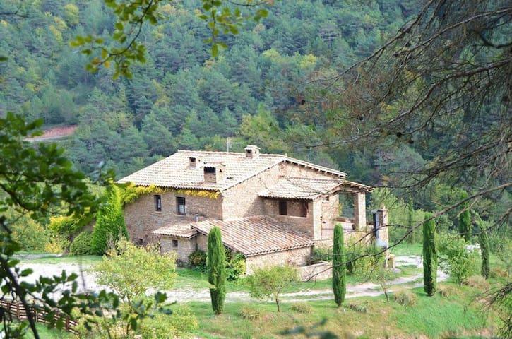 LA MENTIDETA - Casa Rural cerca de Barcelona - Muntanyola - Casa