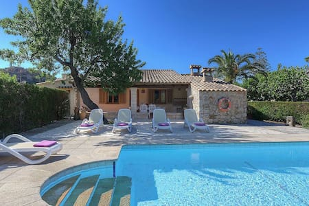 Villa with Private Pool, WIFI - Pollença - Casa