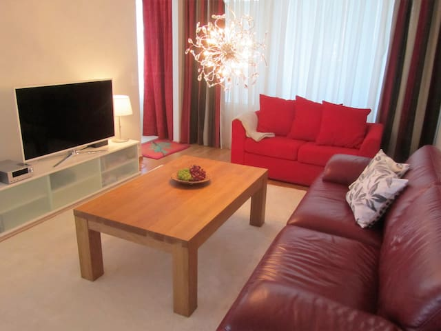 New Luxury Apartment (62 m2)