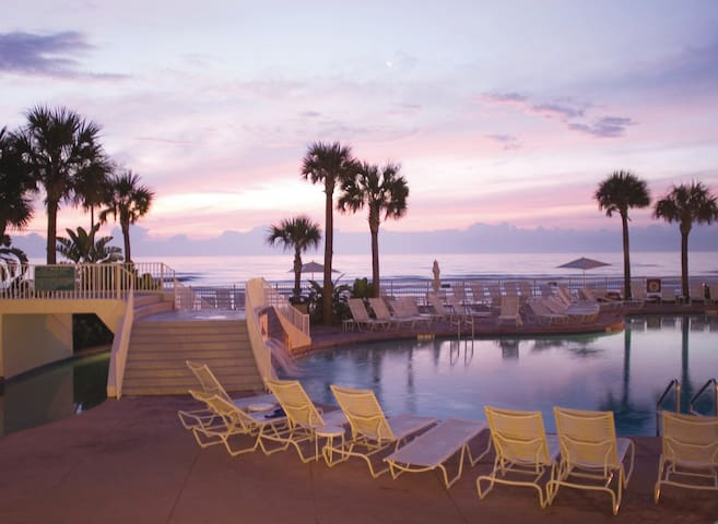 3 BD @Wyndham Daytona Ocean Walk-no cleaning fee!