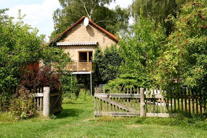 Ruhe- und Rückzugsort im naturnahen Garten