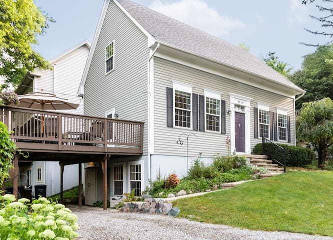 Beautiful 3-Bdrm Family Home, 8 Minutes from town
