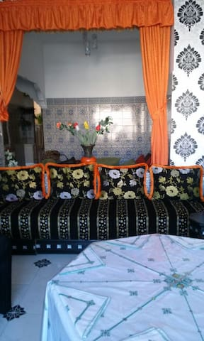 appartement meublé allouer courte durée - Ain Chock Hay Hassani - Apartment