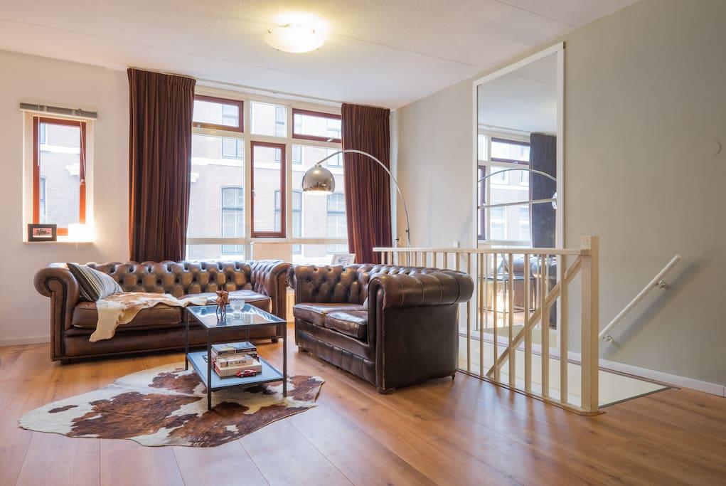 spacious apartment near the centre free parking wohnungen zur miete in den haag zuid. Black Bedroom Furniture Sets. Home Design Ideas