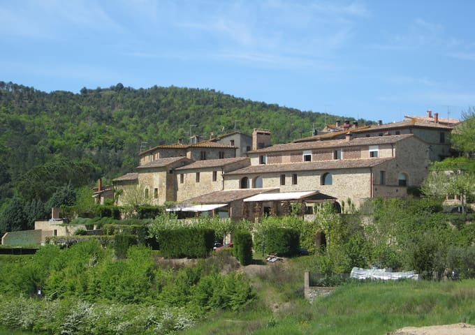 Panoramic Country House - 2 bedrooom apt + terrace - Lupompesi - Wohnung