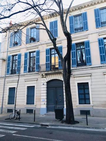 Appartement résidentiel Jardin de la Fontaine