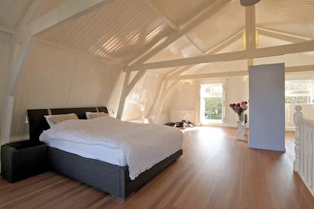 Charming Luxury Beach House Near Amsterdam - Muiderberg
