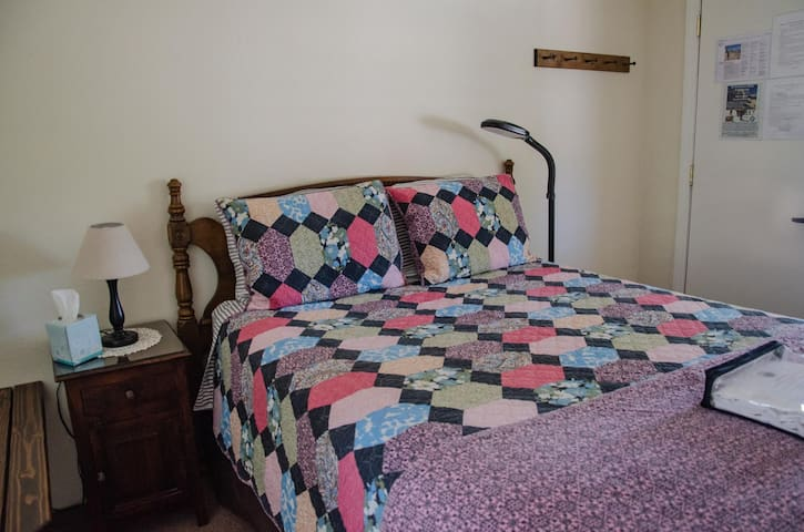 Dog Friendly Room with One Queen Bed