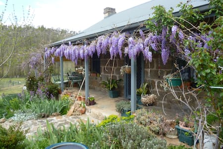Woodvale at Cooma Mini Farmstay