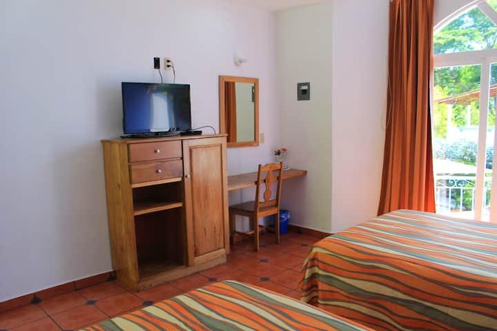 Hotel México Lindo a 2 min de la playa